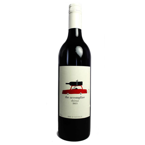 The Accomplice Shiraz 2015
