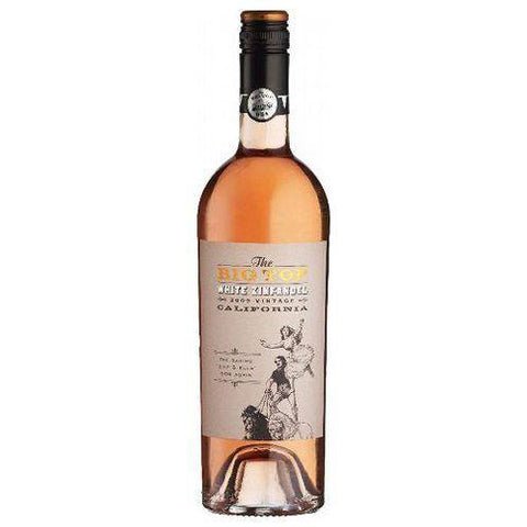 Big Top White Zinfandel 2017