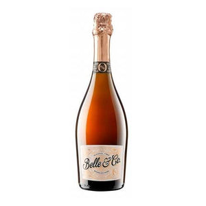 Belle & Co Sparkling Rose Alcohol Free 0%