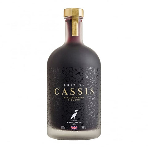 White Heron British Cassis 200ml