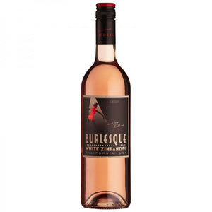 Burlesque White Zinfandel Rose 2018