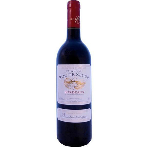 Chateau Roc de Segur Bordeaux 2017