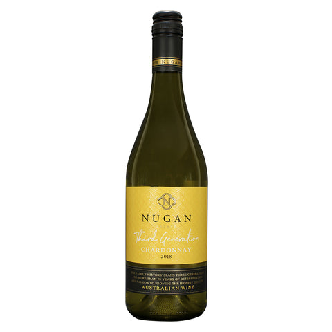 Nugan Estate Third Generation Chardonnay 2018