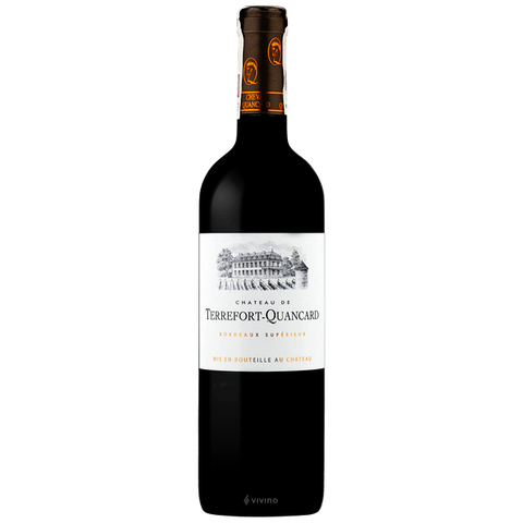 Chateau Terrefort Quancard Bordeaux Superior 2015