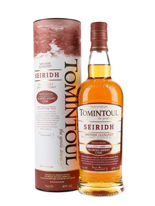 Tomintoul Seiridh Single Malt Scotch Whiskey