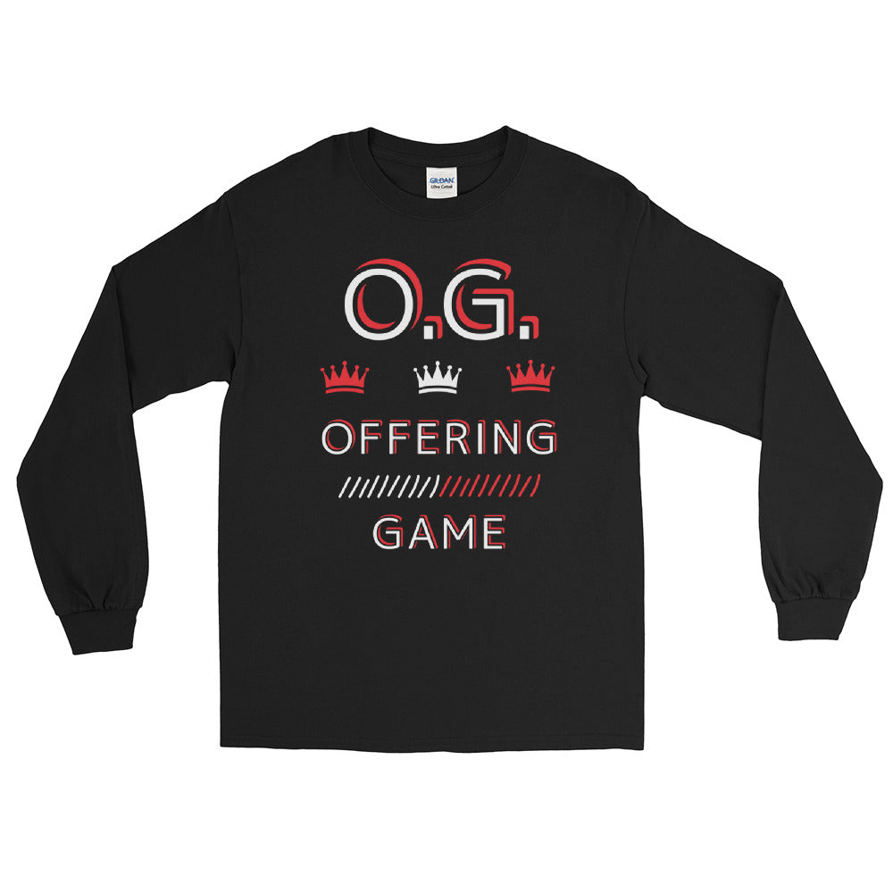 "B.T.B ""O.G."" Long Sleeve Tee"