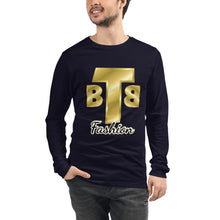 "Load image into Gallery viewer, B.T.B ""BTB"" Long Sleeve Tee"