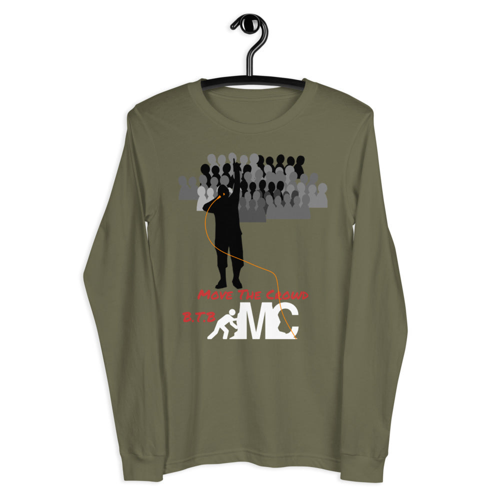 "B.T.B ""M.C"" Long Sleeve Tee"