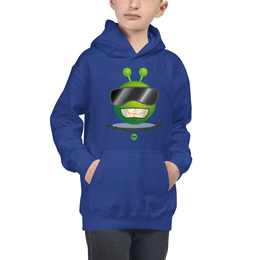 "B.T.B ""What I Look Like"" Kids Hoodie"