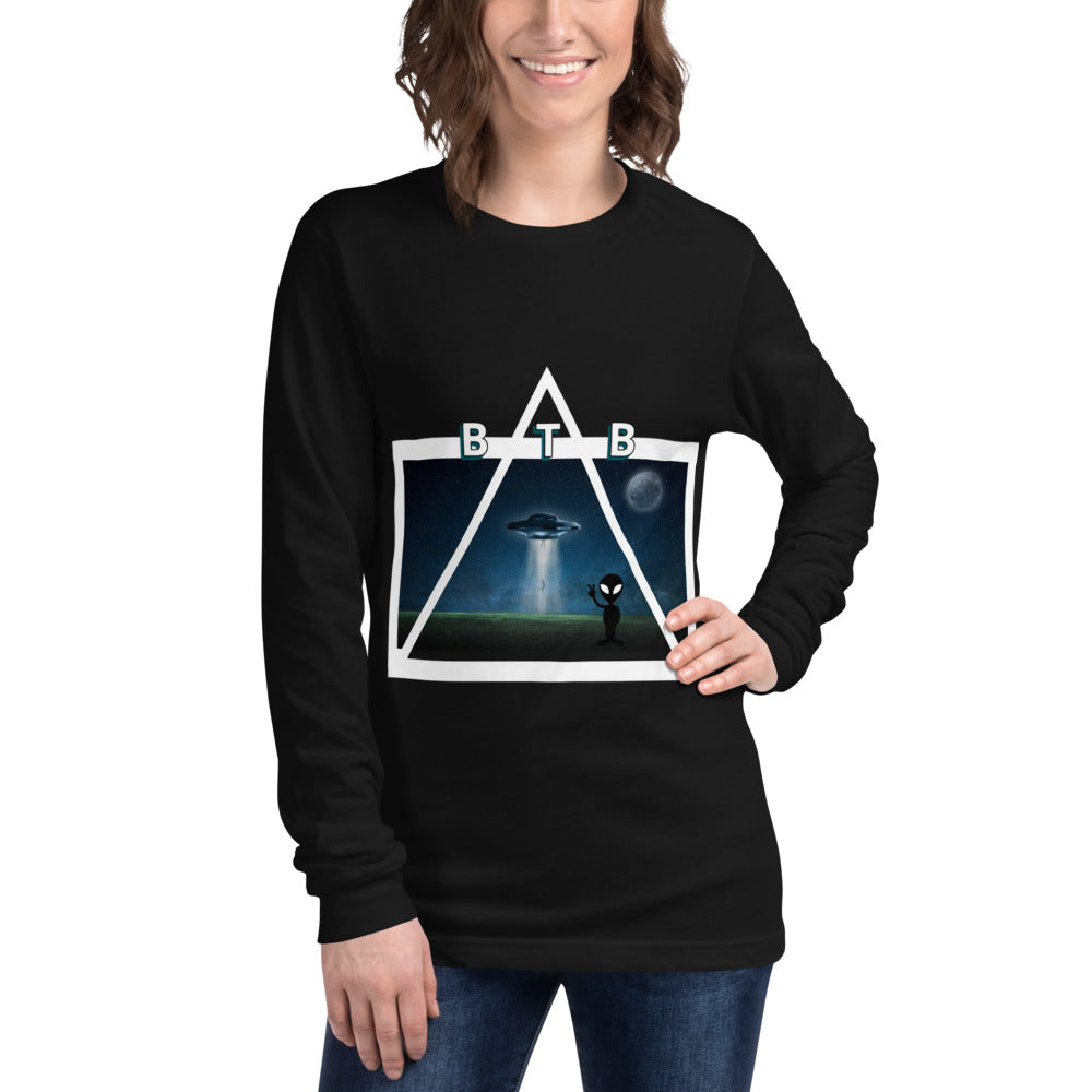 "B.T.B ""Abduction"" Long Sleeve Tee"