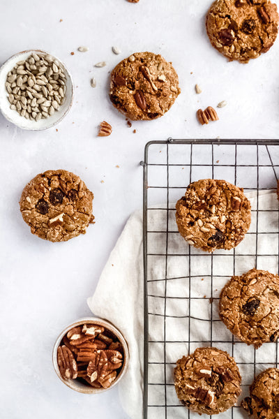 Olive Oil Cookies - Plant-Based & Refined Sugar Free