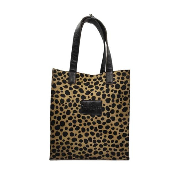 Large Bag #LEOPARD