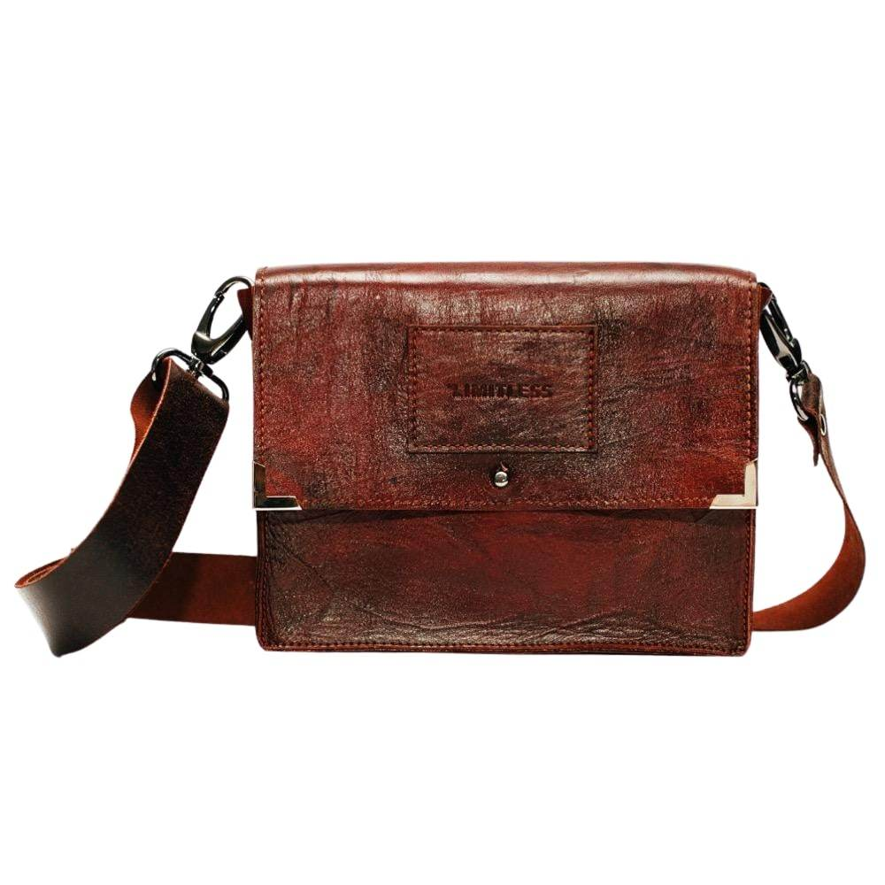 Versatile Small Bag #COGNAC