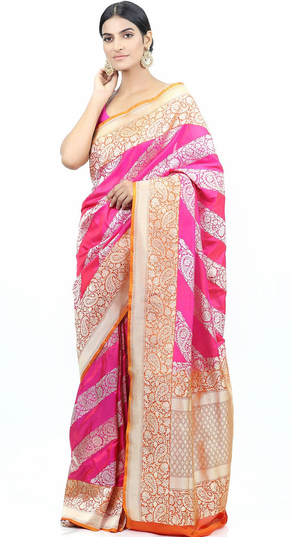 banarsi saree latest
