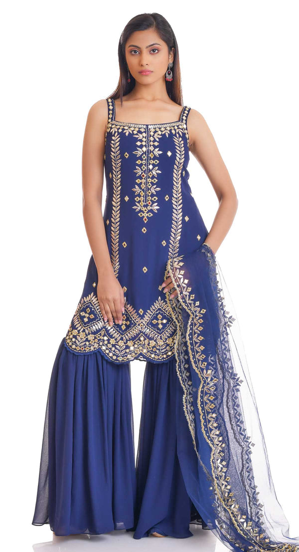 buy party wear suits online india