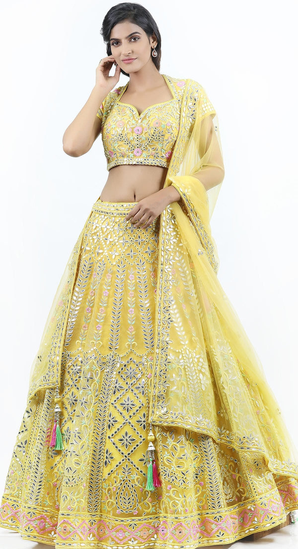 designer lehenga for wedding