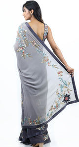 new fashion saree