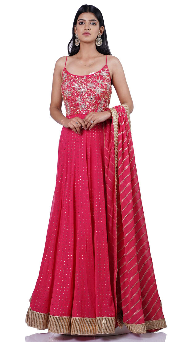 CORAL FLOOR LENGTH