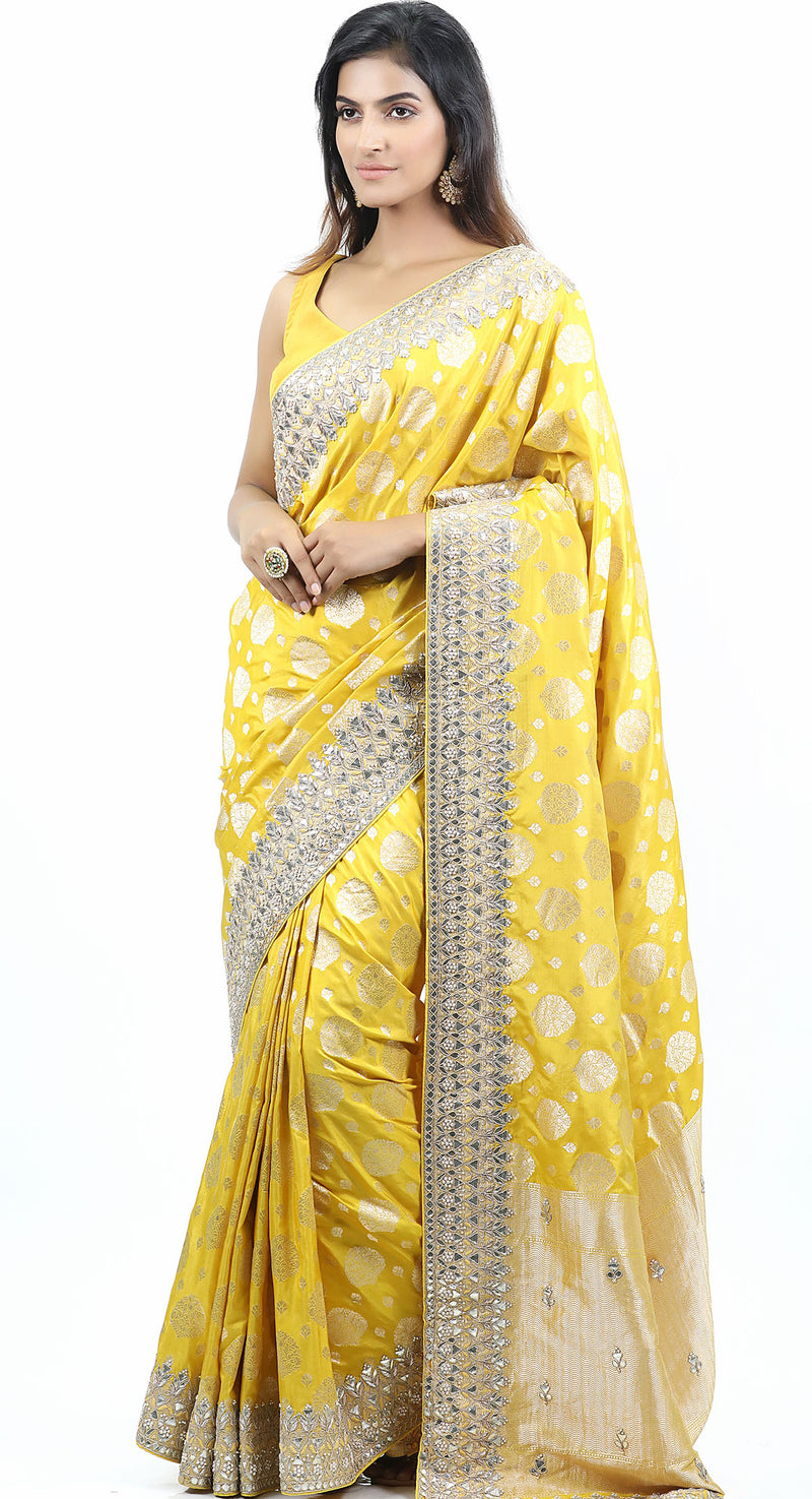 marriage wedding saree design