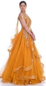 Buy online Indian Gown for girls
