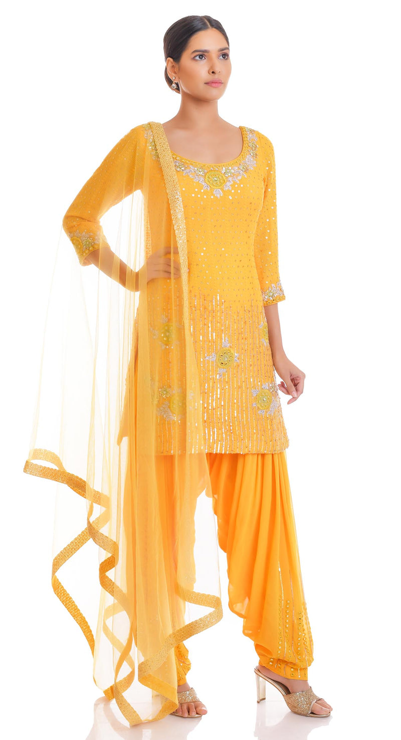party wear sharara dress online