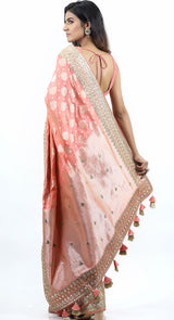 new design wali saree