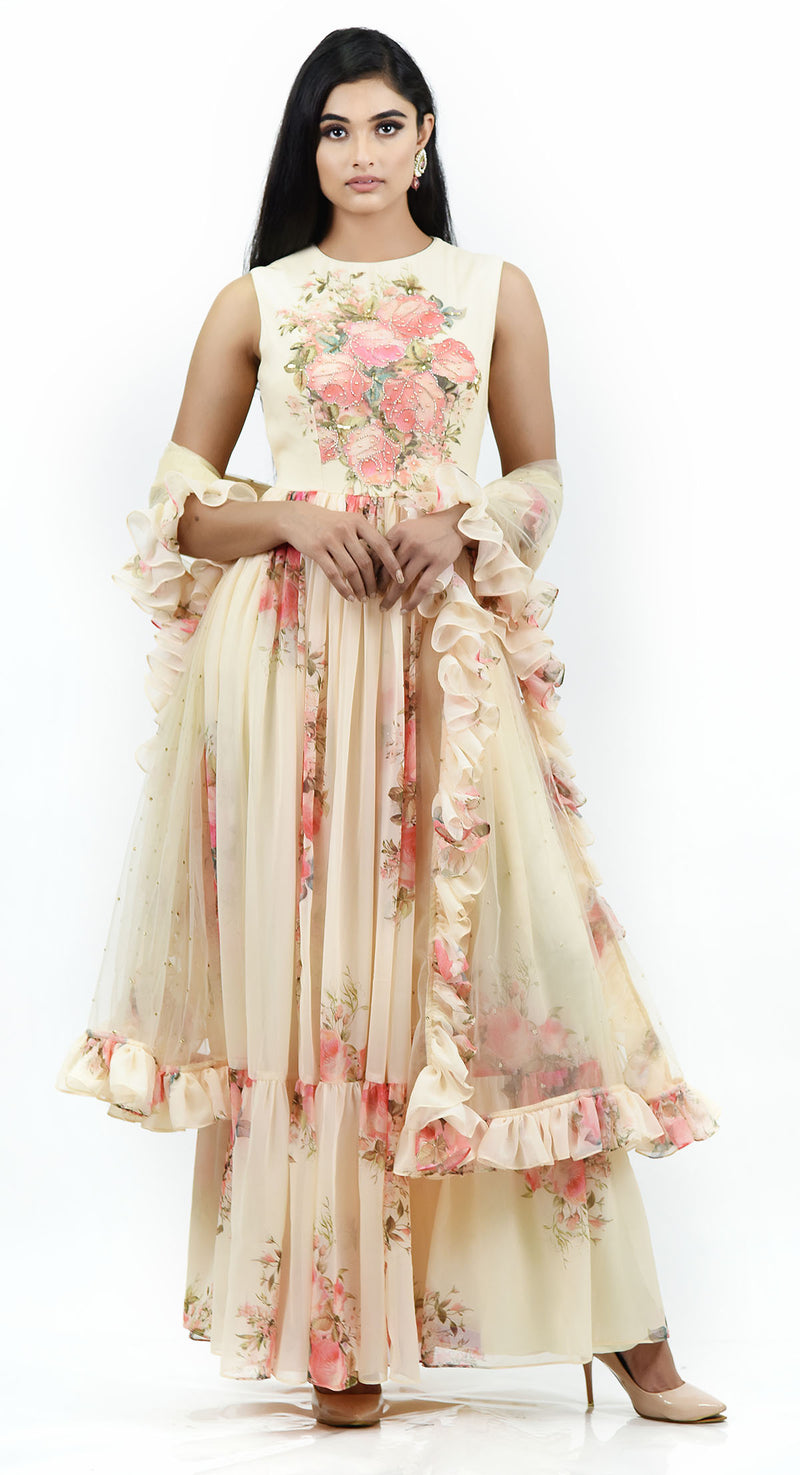 readymade anarkali dresses