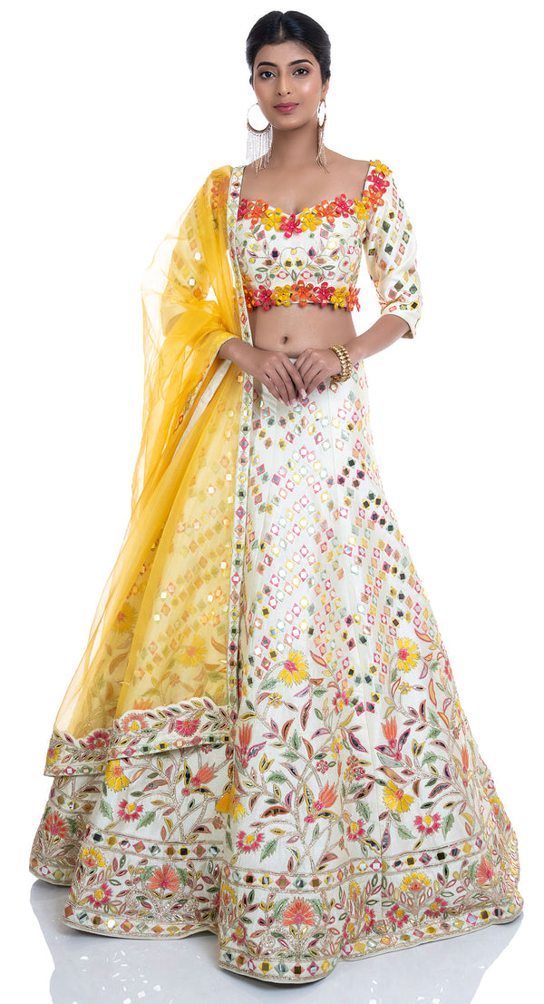 indian lehenga choli for wedding reception traditional dress