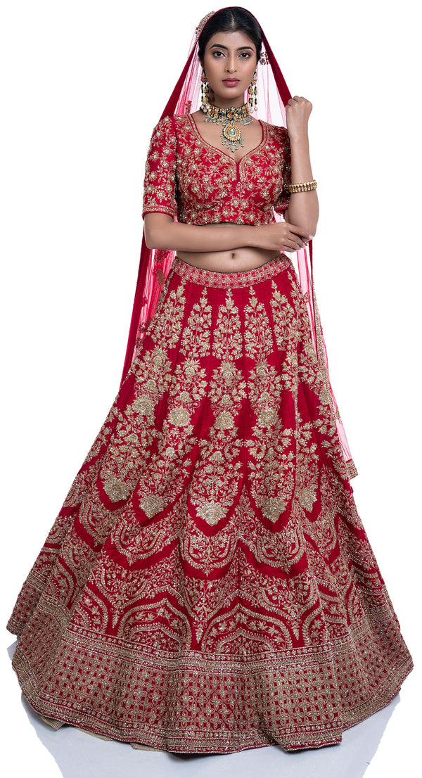 lehenga cost in india