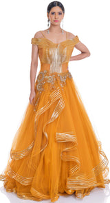 readymade gowns online
