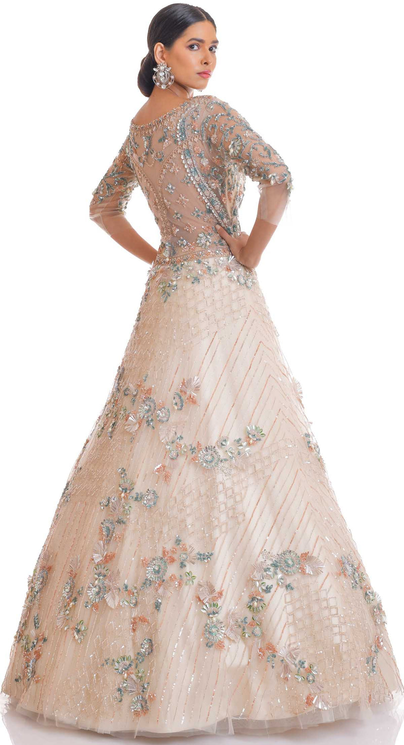 Buy Indian Gown for girls