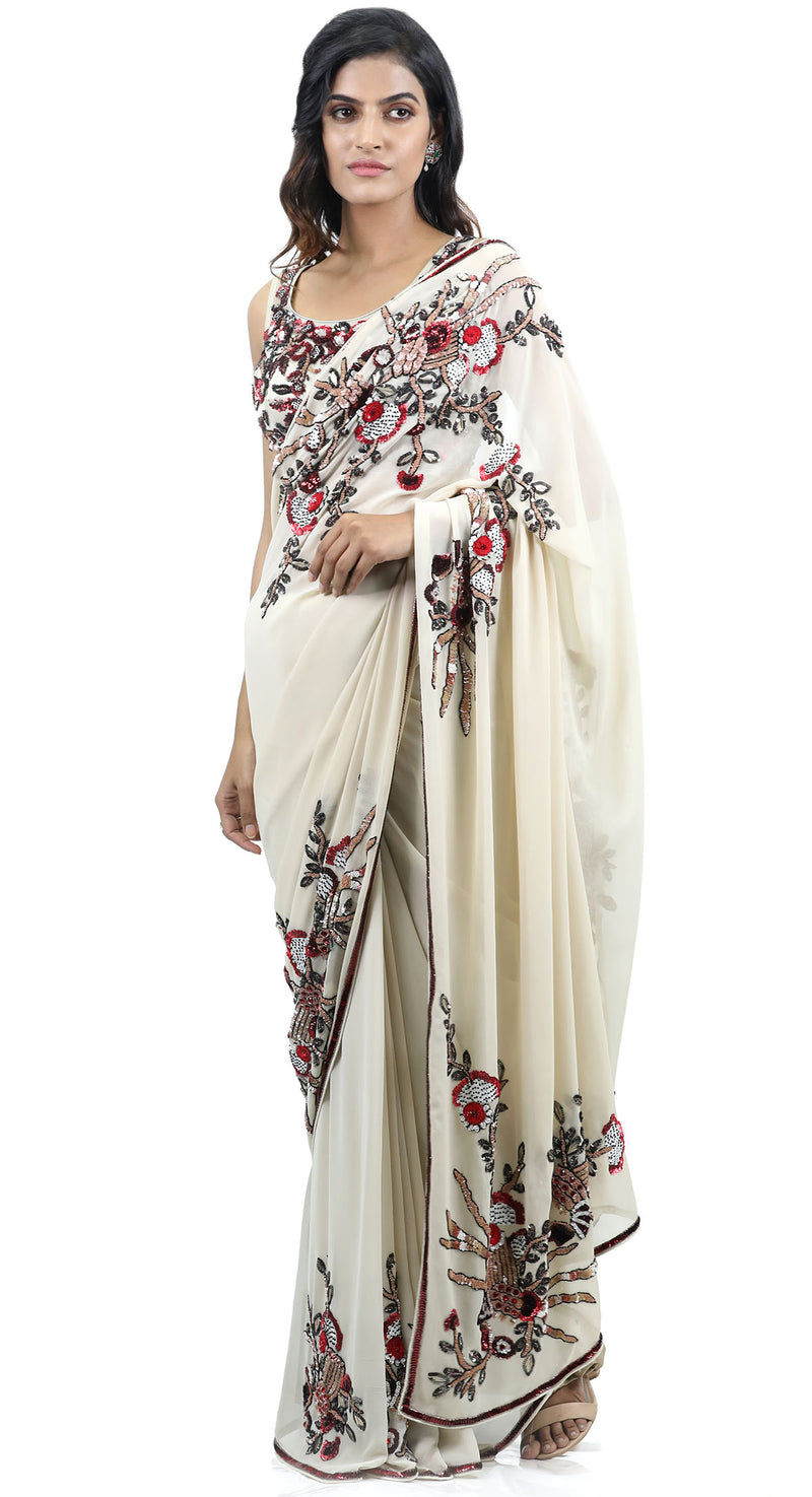 branded saree collection