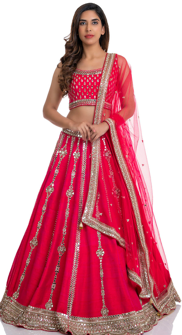latest dulhan lehenga design 2021