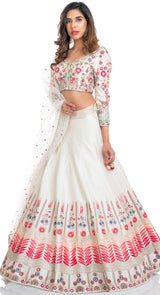 expensive bridal lehenga