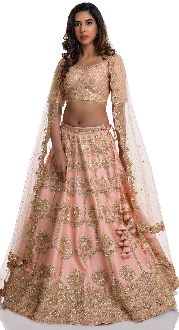 latest bridal lehenga trends 2019