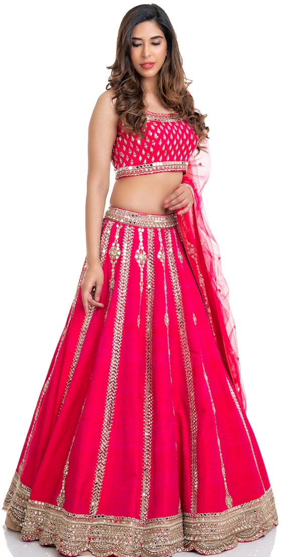 bridal lehenga new collection 2021 by poshak