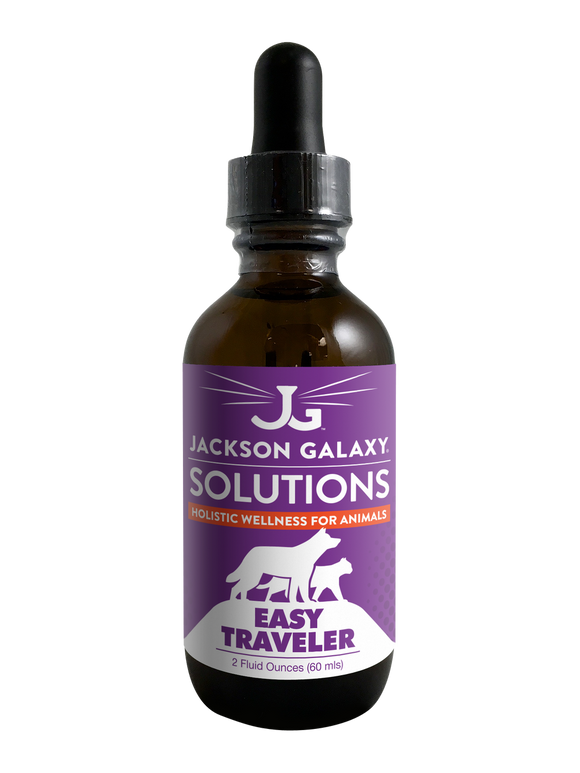 Easy Traveler: An All-Natural Holistic Solution by Jackson Galaxy