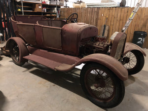 1920's Car Project