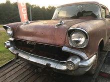 Load image into Gallery viewer, 1957 Chevrolet Panel Wagon Project