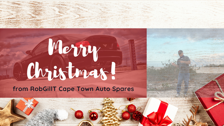 Merry Christmas and Happy New Year From Cape Town