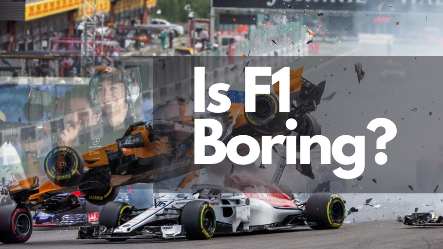 Has F1 RACING Become Boring and Who Are The Formula 1 Drivers for 2021?