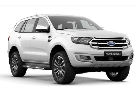 Ford Everest Turbo Charger