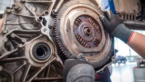 Clutch plate replacement R304MK