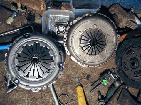 How To Fit A Clutch