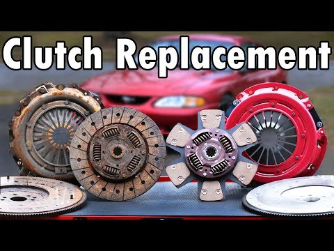 Replace your clutch kit