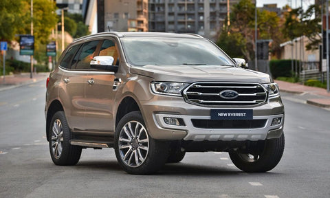 Ford everest clutch