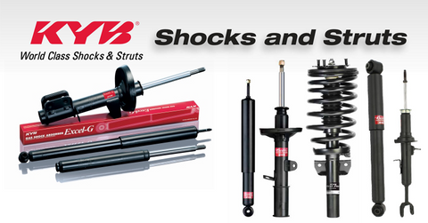 KYB Shock absorber