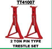 Tressle Set Pin Type 2 Ton - Cape Town Auto Spares