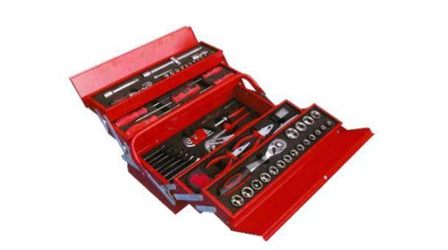 86 Piece Toolbox - Cape Town Auto Spares