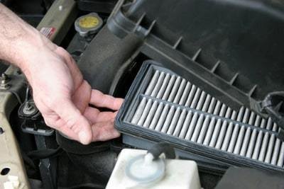 Air Filter Fits BMW Vehicles AG771 - Cape Town Auto Spares